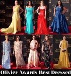 Who Was Your Best Dressed At The 2017 Olivier Awards?