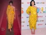 Sophia Amoruso In Gucci - 'Girlboss' LA Premiere