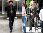 Elle Fanning In Prada - Out In New York