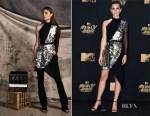 Emma Watson In Kitx - 2017 MTV Movie & TV Awards