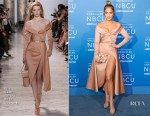 Jennifer Lopez In Elie Saab Couture - 2017 NBCUniversal Upfront