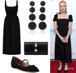 Kate Bosworth's LBD Proves That Black Isn't So Basic