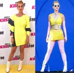 Katy Perry In Issey Miyake & Adam Selman - 102.7 KIIS FM's 2017 Wango Tango