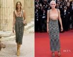 Kristen Stewart In Chanel - '120 Beats Per Minute' Cannes Film Festival Premiere