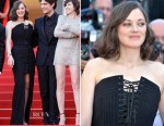 Marion Cotillard In Jean Paul Gaultier Couture - 'Ismael's Ghosts' Cannes Film Festival Premiere