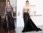 Melissa George In Schiaparelli Couture - 2017 amfAR Gala Cannes