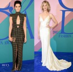 2017 CFDA Fashion Awards Red Carpet Roundup