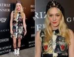 Chloe Sevigny In Gucci - 'Beatriz At Dinner' New York Screening