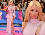 Iggy Azalea In Christian Cowan - 2017 iHeartRadio MuchMusic Video Awards
