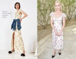 Kate Bosworth In Brock Collection - 2017 Palm Springs International Festival of Short Films