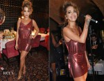 Rita Ora Performs At Annabel's In Paco Rabanne
