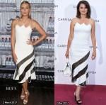 Who Wore David Koma Better? Maria Sharapova or Penelope Cruz?