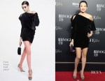Zhang Ziyi In Tom Ford - 2017 Vogue Film Gala