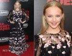 Amiah Miller In Dolce & Gabbana - 'War for the Planet Of The Apes' New York Premiere