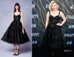 Chloe Grace Moretz In Marchesa - Variety Power Of Young Hollywood Party
