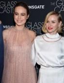 Brie Larson in Monique Lhuillier and Naomi Watts in Fendi