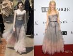 Nicole Kidman In Christian Dior Couture - NGV Gala