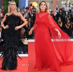 'Downsizing' Venice Film Festival Premiere Red Carpet Roundup
