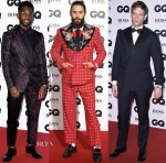 2017 GQ Men of The Year Awards Menswear Red Carpet Roundup