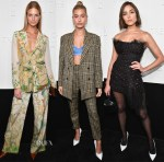 E!, ELLE & IMG's NYFW Kickoff Party Red Carpet Roundup