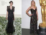Jennifer Lawrence In Brock Collection - 'Mother!' New York Screening