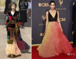 Zoe Kravitz In Christian Dior Couture - 2017 Emmy Awards