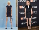 Diane Kruger In Versace - New York Elite Entertainment Event