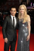 Colin Farrell In Dior Homme and Nicole Kidman In Prada