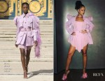 Rihanna is Instaglam in Nina Ricci