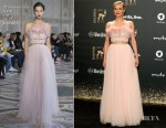 Diane Kruger In Giambattista Valli Couture - 2017 Bambi Awards