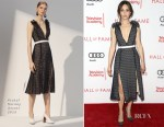 Emmy Rossum In Prabal Gurung - Television Academy's 24th Hall Of Fame Ceremony