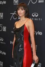 Nina Dobrev In Ralph Lauren