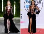 Kelly Rowland In Galia Lahav Couture - 2017 American Music Awards