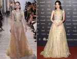 Shu Qi In Elie Saab Couture - 54th Golden Horse Awards Ceremony