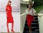 Beyonce Knowles is Instaglam in Givenchy
