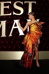 Zendaya Coleman In Moschino