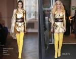 Gwen Stefani In Schiaparelli Couture - BBC Studios
