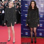 Robin Wright and Rachel Weisz in Saint Laurent?Who Wore  Better?