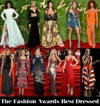 Who Was Your Best Dressed At The Fashion Awards?
