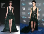 Jaimie Alexander In Georges Chakra Couture - 2018 Critics' Choice Awards