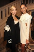 Kate Hudson and Izabel Goulart in Valentino