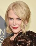 Get The Look: Nicole Kidman's SAG Awards Glistening Copper Beauty