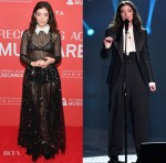 Lorde In Christian Dior, Celine & 3.1 Phillip Lim - 2018 MusiCares Person Of The Year Honoring Fleetwood Mac