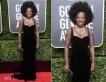 Viola Davis In Brandon Maxwell - 2018 Golden Globe Awards