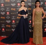 2018 Goya Awards Red Carpet Roundup