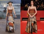 Emilia Schuele In Christian Dior - 'Isle of Dogs' Berlinale International Film Festival Premiere & Opening Ceremony