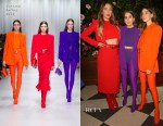 Haim In Versace - The Universal Music BRITs Party