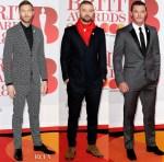 The BRIT Awards 2018 Menswear Red Carpet Roundup