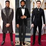 2018 Oscars & Oscar Parties Menswear Roundup