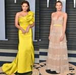 2018 Vanity Fair Oscar Party Red Carpet Roundup